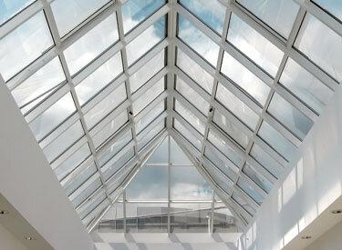 Cam Tavan Pencere Sistemleri